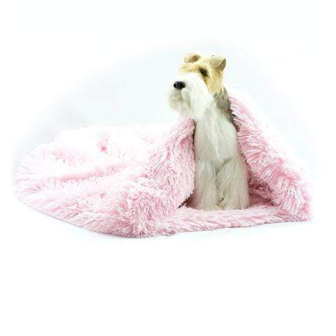 Doggy Stylz Dog-products Puppy Pink Shag Cuddle Cup