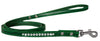 Doggy Stylz Dog-products New Emerald Green / 4' Long Clear Jewel Croc Leash 1/2'' Wide X Long