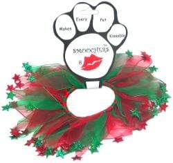 Doggy Stylz Dog-products Holiday Pet Products Extra Large Christmas Stars Smoocher