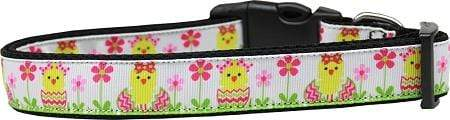Doggy Stylz Dog-products Collars Extra Small Spring Chicken Nylon Dog Collar