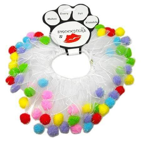 "Doggy Stylz Dog-products Smoochers Large (16"") Birthday Fuzzy Wuzzy Smoochers Fuzzy"
