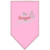 Doggy Stylz Dog-products New! Light Pink / Small Tis The Season To Sparkle Rhinestone Bandana