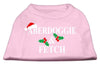 Doggy Stylz Dog-products New Pet Products Light Pink / XXXL Aberdoggie Christmas Screen Print Shirt