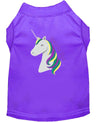 Doggy Stylz Dog-products Unicorns! Purple / XXL Unicorns Rock Embroidered Dog Shirt Aqua