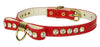 Doggy Stylz Dog-products New Red / 14 Bow Collar