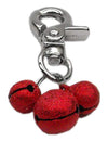 Doggy Stylz Dog-products Pet Charms Red Lobster Claw Bell Charm