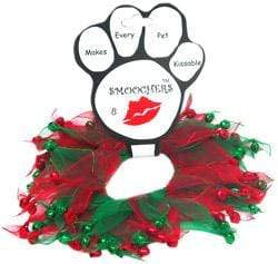 Doggy Stylz Dog-products Holiday Pet Products Small Christmas Bell Smoocher Bells