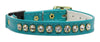 Doggy Stylz Dog-products New Turquoise / 12 Breakaway Cat Collar