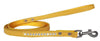 Doggy Stylz Dog-products New Yellow / 4' Long Clear Jewel Croc Leash 1/2'' Wide X Long