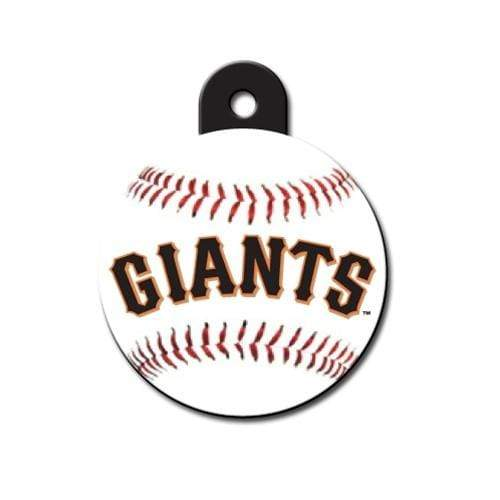 Hillman Group Dog-products MLB San Francisco Giants Circle Id Tag