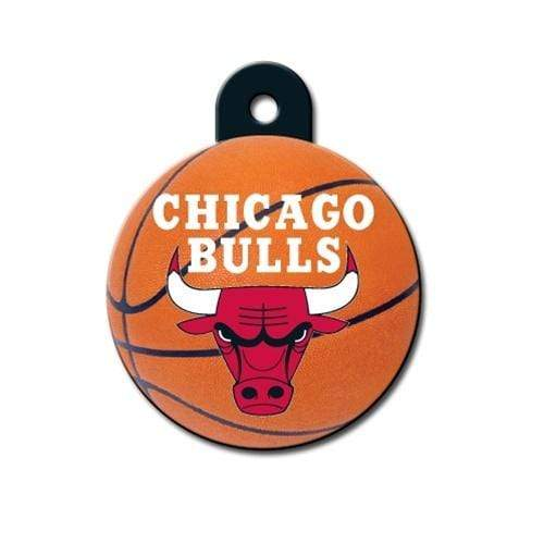 Hillman Group Dog-products NBA Chicago Bulls Circle Id Tag