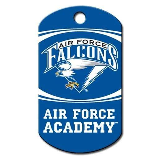 Hillman Group Dog-products NCAA Air Force Falcons Military Id Tag