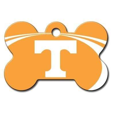 Hillman Group Dog-products NCAA Tennessee Volunteers Bone Id Tag