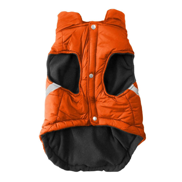 Little Earth Productions Dog-products NCAA XS Tennessee Volunteers Pet Puffer Vest