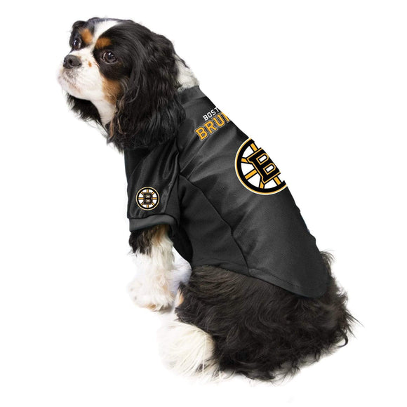 Little Earth Productions Dog-products NHL Medium Boston Bruins Pet Stretch Jersey