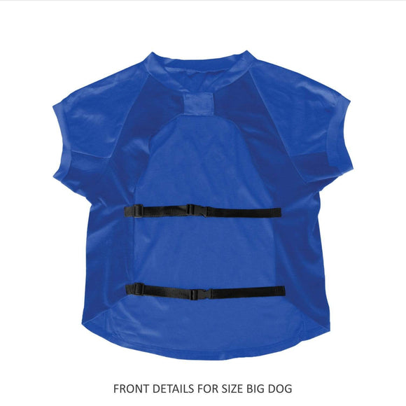 Little Earth Productions Dog-products NHL Small St. Louis Blues Pet Stretch Jersey