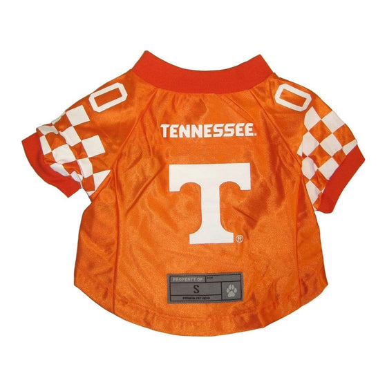 Little Earth Productions Dog-products NCAA Medium Tennessee Volunteers Pet Premium Jersey