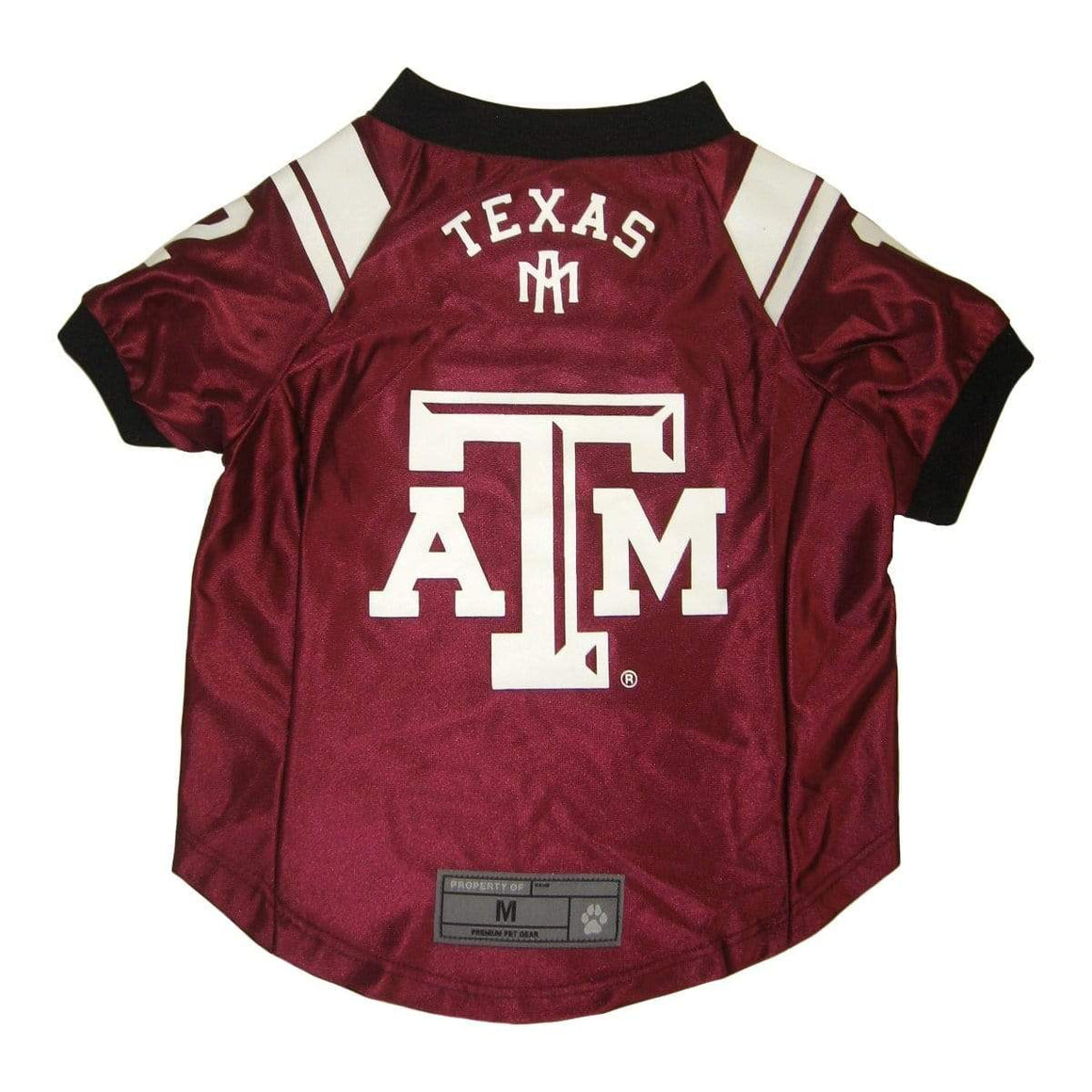 Little Earth Productions Dog-products NCAA XL Texas A&m Aggies Pet Premium Jersey