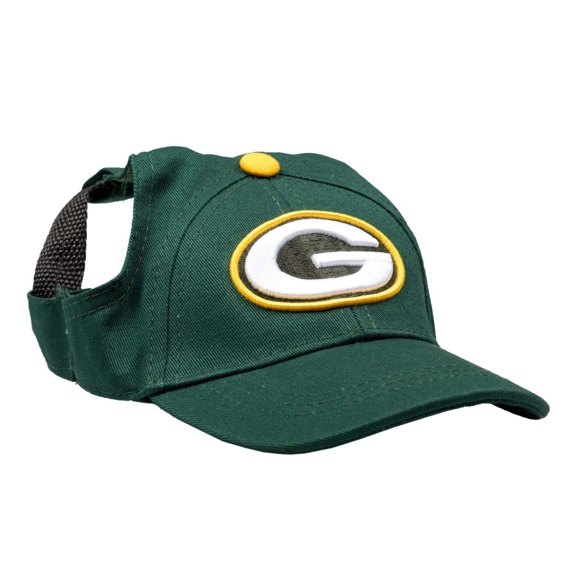 Little Earth Productions Dog-products NFL XL Green Bay Packers Pet Baseball Hat