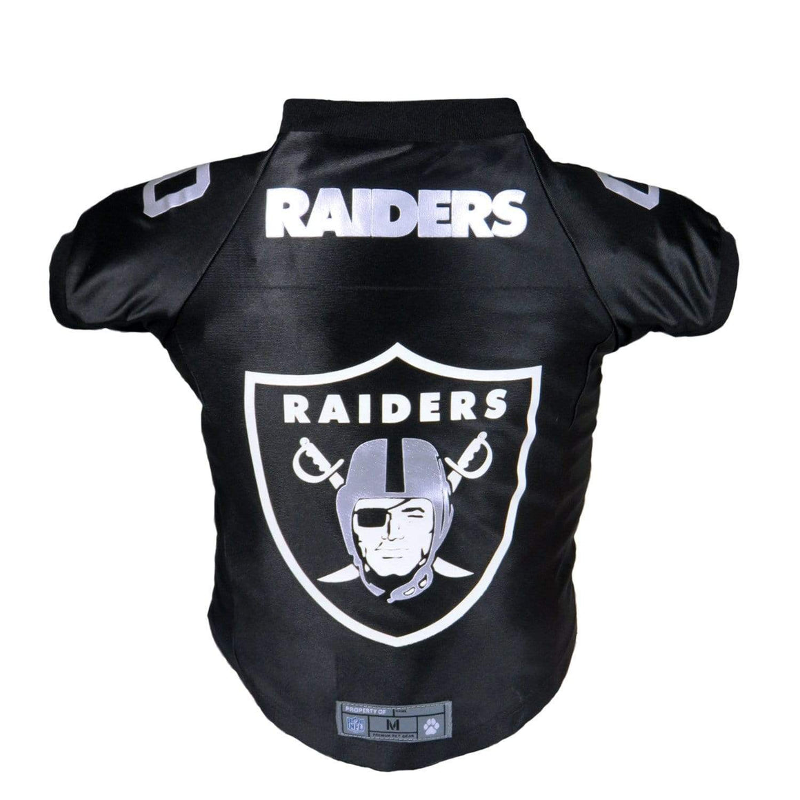Little Earth Productions Dog-products NFL XS Oakland Raiders Pet Premium Jersey