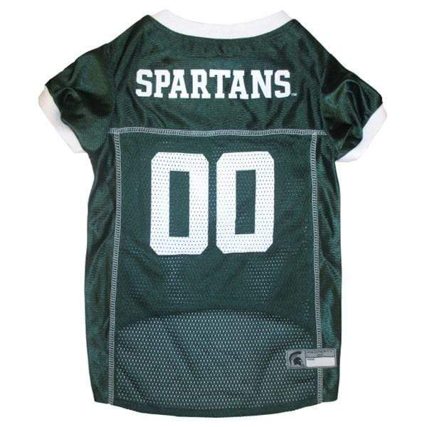 Pets First Dog-products NCAA 3XL Michigan State Spartans Pet Jersey