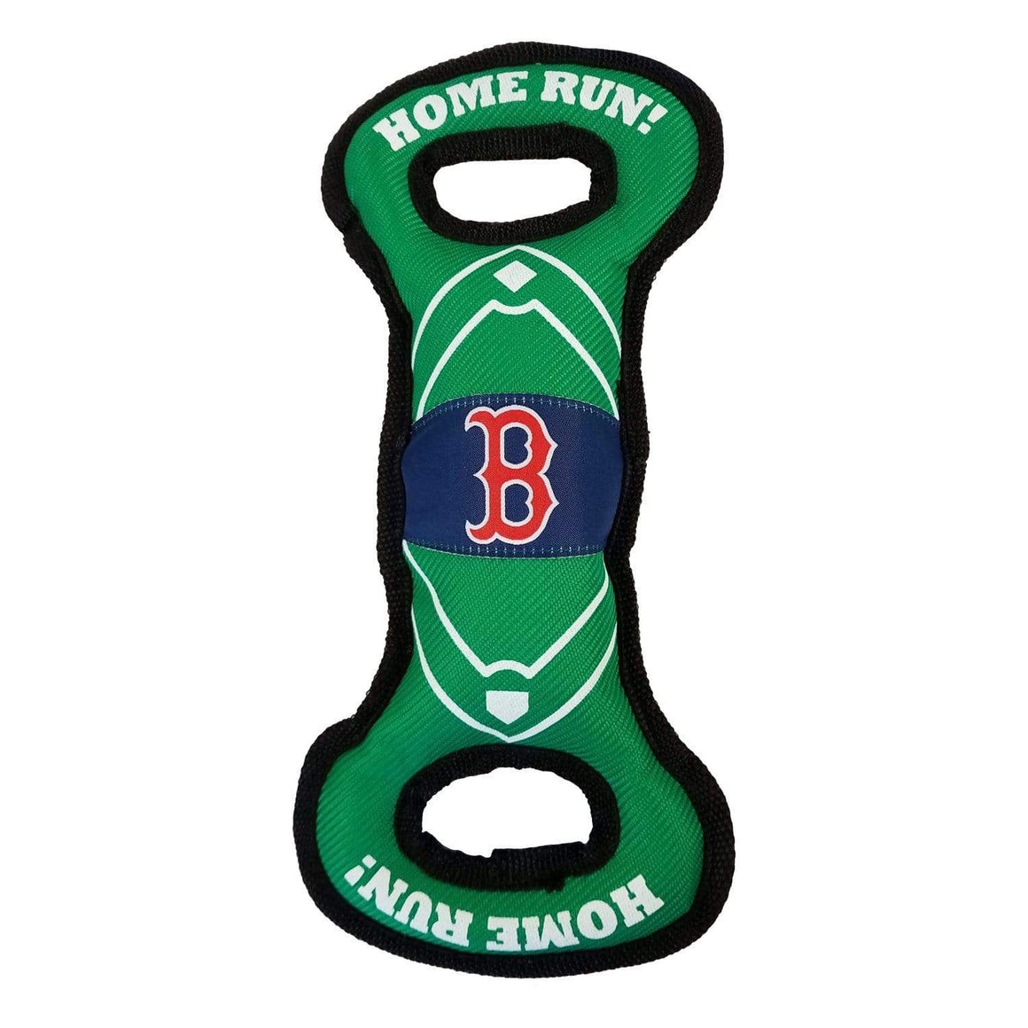 Pets First Dog-products MLB Boston Red Sox Field Pull Pet Toy