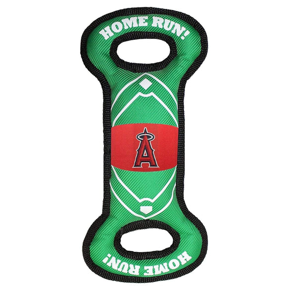 Pets First Dog-products MLB Los Angeles Angels Field Pull Pet Toy