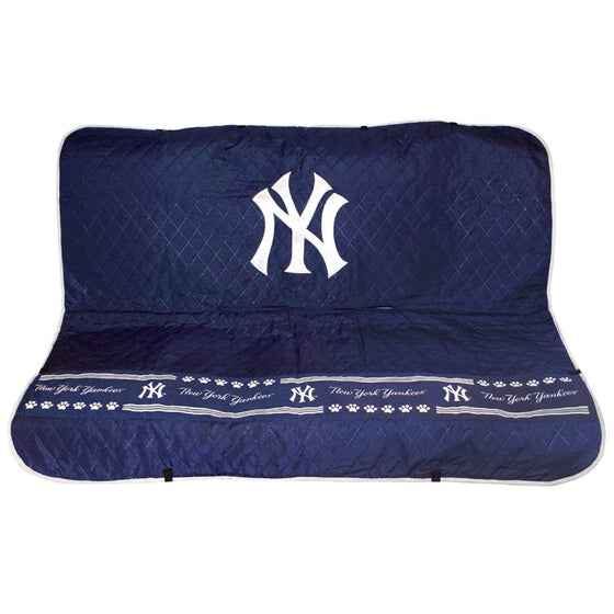 Pets First Dog-products MLB New York Yankees Pet Car Seat Cover