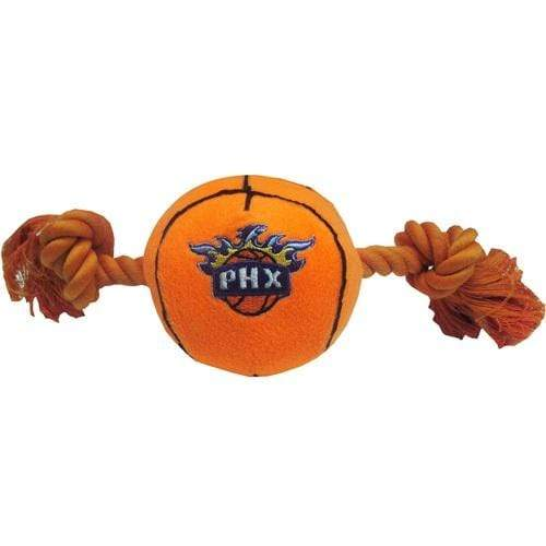 Pets First Dog-products NBA Phoenix Suns Basketball Pet Toy