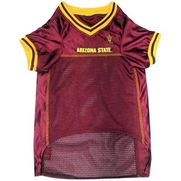 Pets First Dog-products NCAA XL Arizona State Sun Devils Pet Jersey