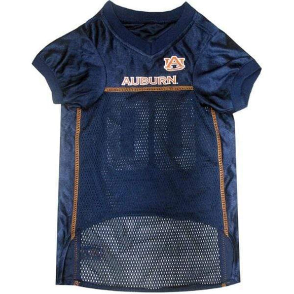 Pets First Dog-products NCAA XL Auburn Tigers Pet Jersey