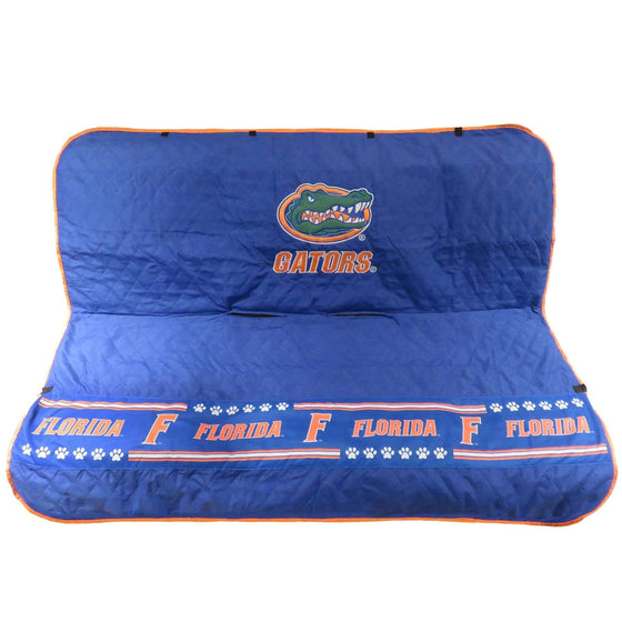 Pets First Dog-products NCAA Florida Gators Pet Car Seat Cover