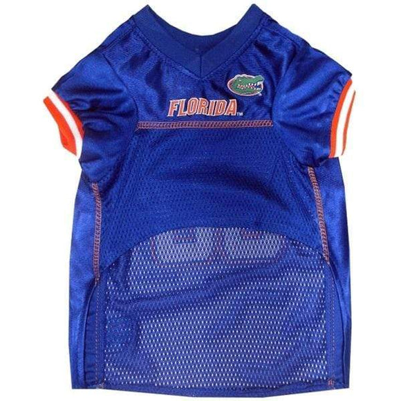Pets First Dog-products NCAA XS Florida Gators Pet Jersey