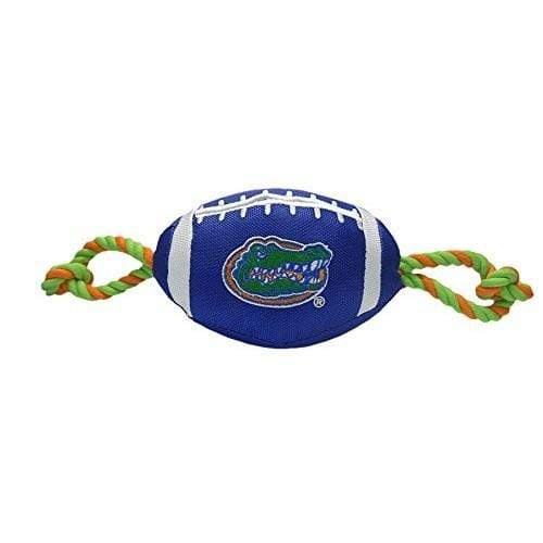 Pets First Dog-products NCAA Florida Gators Pet Nylon Football