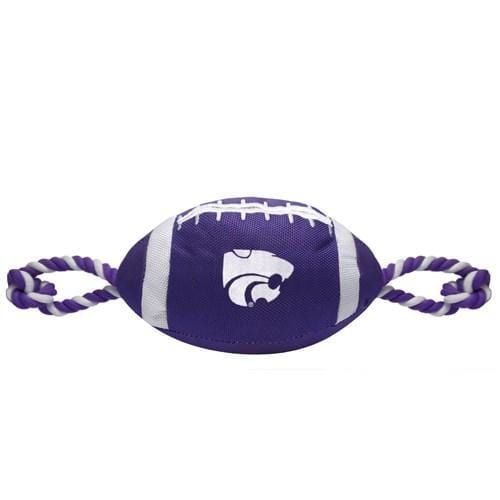 Pets First Dog-products NCAA Kansas State Wildcats Pet Nylon Football
