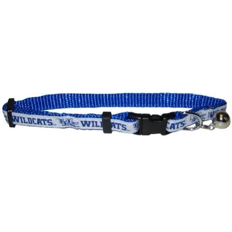 Pets First Dog-products NCAA Kentucky Wildcats Breakaway Cat Collar