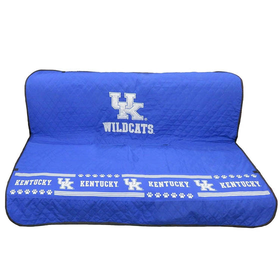 Pets First Dog-products NCAA Kentucky Wildcats Pet Car Seat Cover