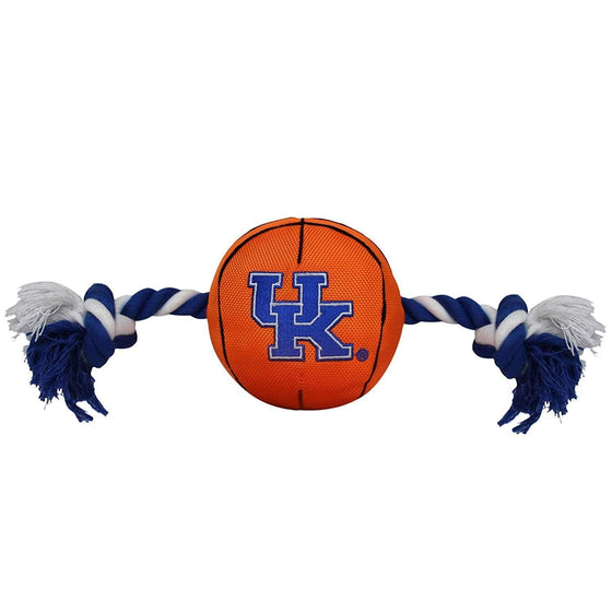 Pets First Dog-products NCAA Kentucky Wildcats Pet Nylon Basketball