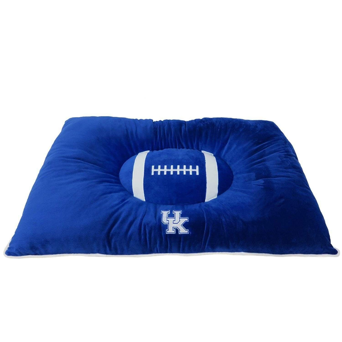 Pets First Dog-products NCAA Kentucky Wildcats Pet Pillow Bed