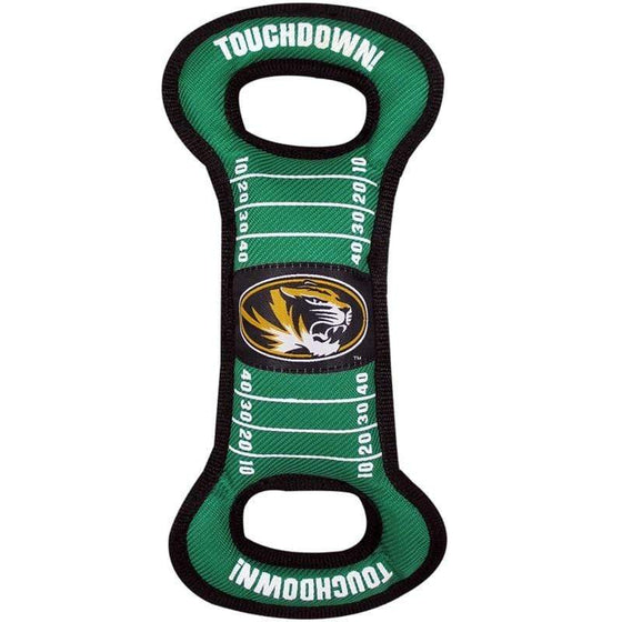 Pets First Dog-products NCAA Missouri Tigers Field Pull Toy