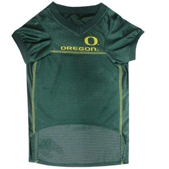 Pets First Dog-products NCAA XS Oregon Ducks Pet Jersey