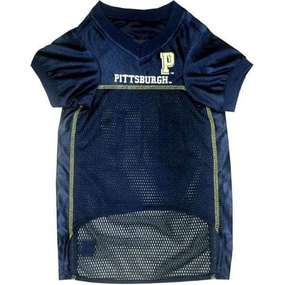 Pets First Dog-products NCAA Small Pittsburgh Panthers Pet Jersey