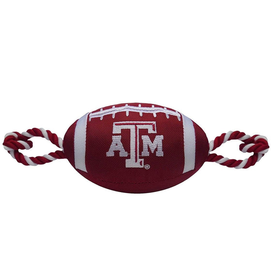 Pets First Dog-products NCAA Texas A&m Aggies Pet Nylon Football