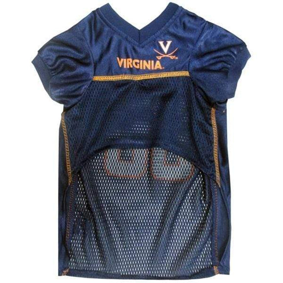 Pets First Dog-products NCAA XS Virginia Cavaliers Pet Jersey