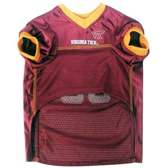 Pets First Dog-products NCAA XXL Virginia Tech Hokies Pet Jersey
