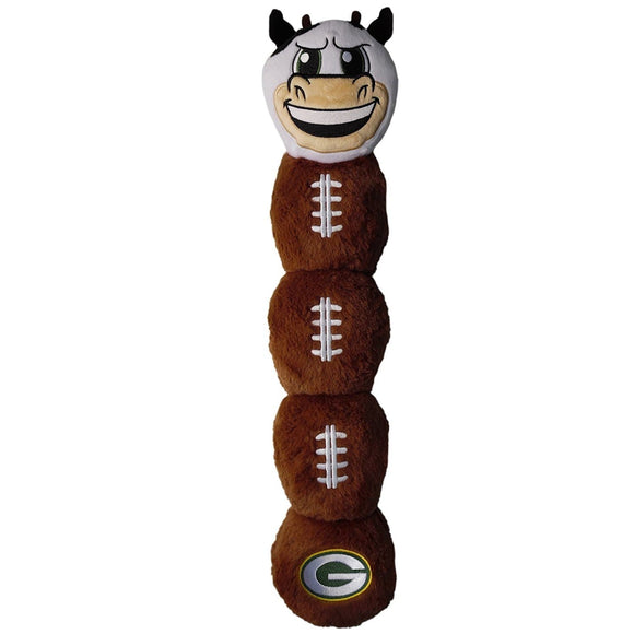 Pets First Dog-products NFL Green Bay Packers Pet Mascot Toy
