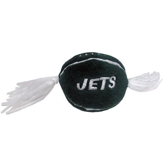 Pets First Dog-products NFL New York Jets Catnip Toy