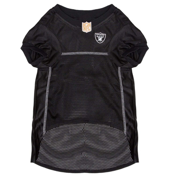 Pets First Dog-products NFL XS Oakland Raiders Dog Jersey