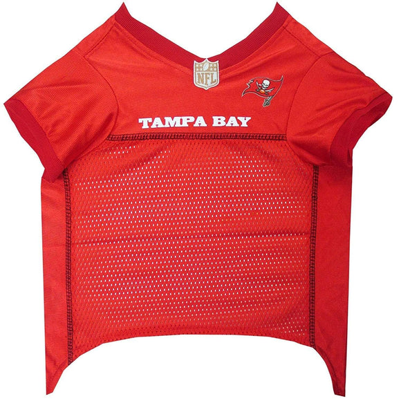 Pets First Dog-products NFL XS Tampa Bay Buccaneers Pet Jersey