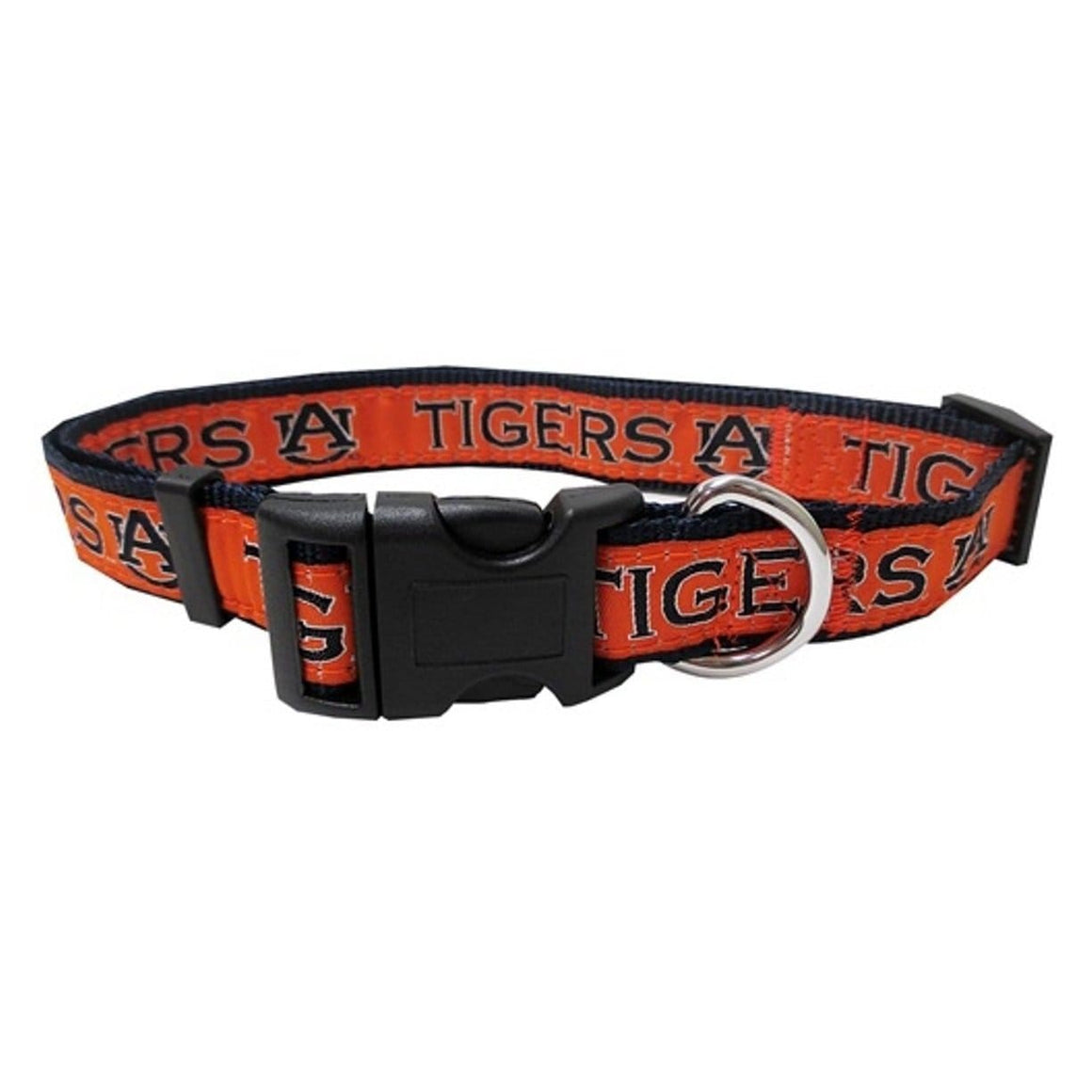 Pets First Dog-products NCAA Large Auburn Tigers Pet Collar By Pets First